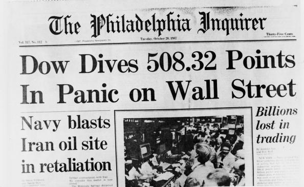Stock Market and Exchange「Crash of '87」:写真・画像(17)[壁紙.com]