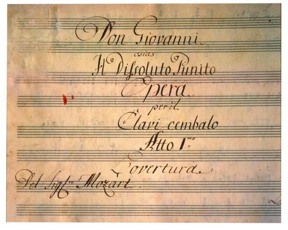Writing「Don Giovanni」:写真・画像(3)[壁紙.com]