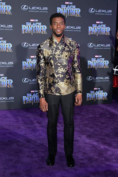 """Film Premiere「Premiere Of Disney And Marvel's """"Black Panther"""" - Arrivals」:写真・画像(19)[壁紙.com]"""
