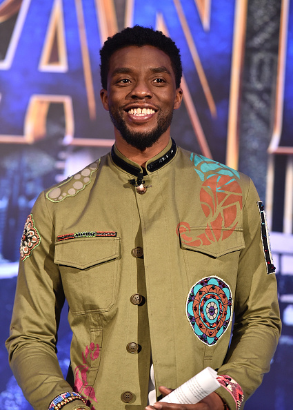 Press Room「Marvel Studios' BLACK PANTHER Global Junket Press Conference」:写真・画像(6)[壁紙.com]