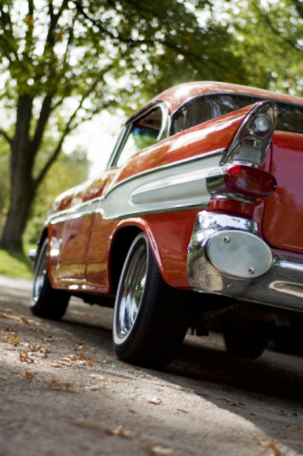 Hot Rod Car「classic '57 hotrod」:スマホ壁紙(15)