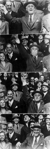 Franklin Roosevelt「Roosevelt Pitches」:写真・画像(8)[壁紙.com]