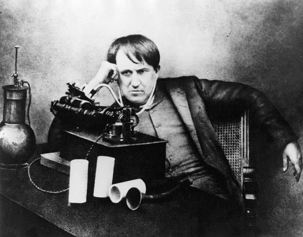 1870-1879「T A Edison」:写真・画像(3)[壁紙.com]