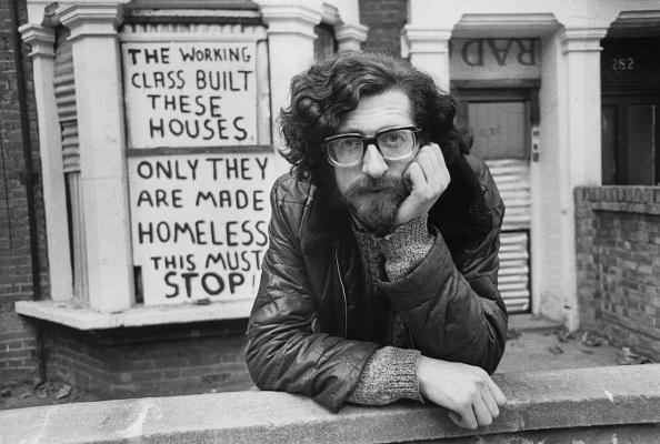 1970-1979「Piers Corbyn At Squat」:写真・画像(10)[壁紙.com]