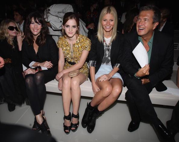 エマ・ワトソン「Burberry Front Row: Spring/Summer 2010 - London Fashion Week」:写真・画像(19)[壁紙.com]
