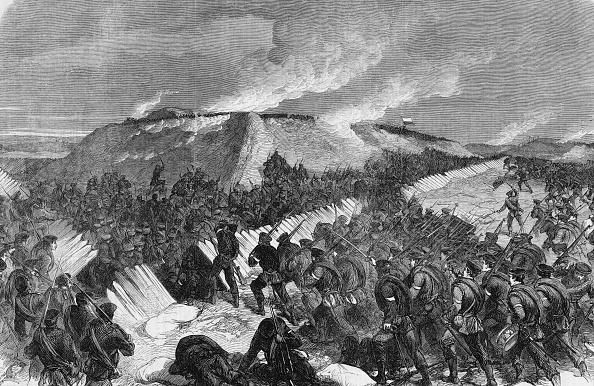 National Landmark「Battle of Duppel」:写真・画像(0)[壁紙.com]