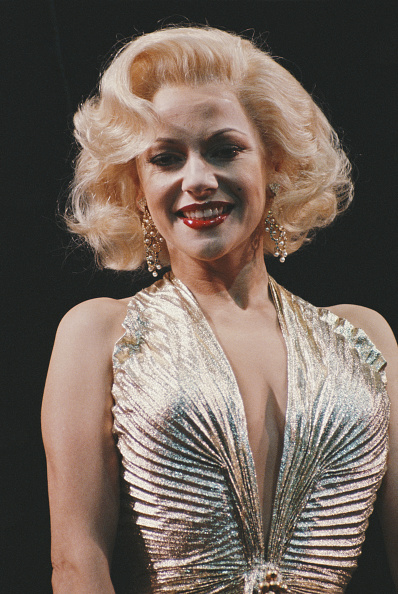 Marilyn - British Singer「Stephanie Lawrence As Marilyn」:写真・画像(5)[壁紙.com]