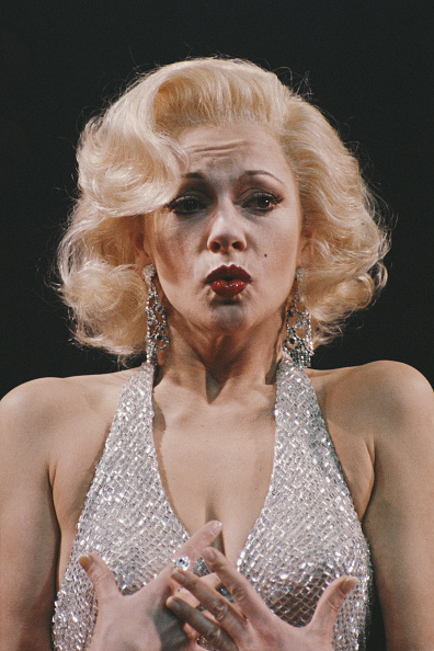 Marilyn - British Singer「Stephanie Lawrence As Marilyn」:写真・画像(19)[壁紙.com]
