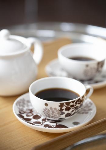 Coffee Break「Cup and saucer」:スマホ壁紙(16)