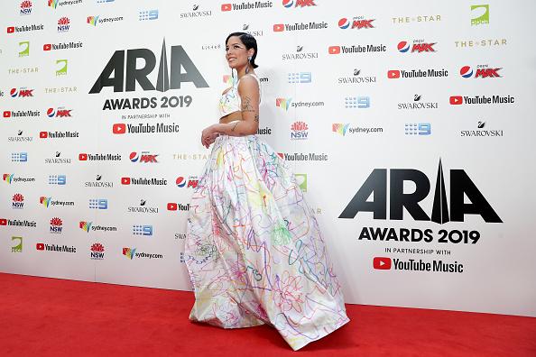 2019「33rd Annual ARIA Awards 2019 - Arrivals」:写真・画像(1)[壁紙.com]