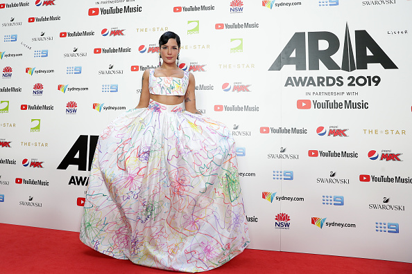 2019「33rd Annual ARIA Awards 2019 - Arrivals」:写真・画像(4)[壁紙.com]