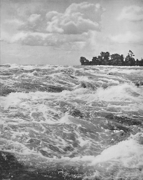 Water Surface「The Rapids Above The American Fall」:写真・画像(7)[壁紙.com]