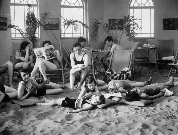 Imitation「Indoor Beach」:写真・画像(16)[壁紙.com]