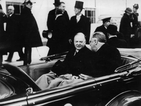 Franklin Roosevelt「Inauguration Day」:写真・画像(6)[壁紙.com]
