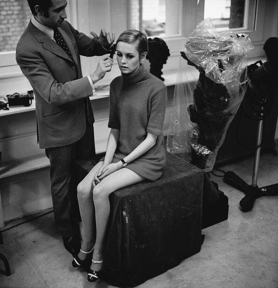 Fashion Model「Twiggy's Hair」:写真・画像(13)[壁紙.com]