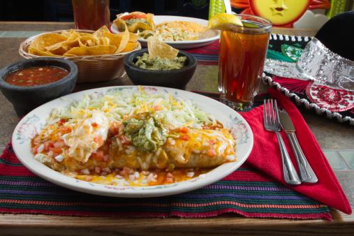 Sour Cream「Burrito with Guacamole and Sour Cream」:スマホ壁紙(2)