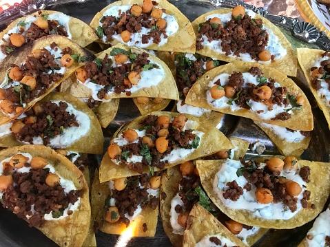 Sour Cream「A Platter of tapas from Latin America」:スマホ壁紙(1)