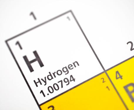 Hydrogen「Hydrogen on the periodic table」:スマホ壁紙(5)