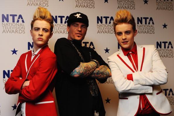 Vanilla「National Television Awards 2010 - Winners Boards」:写真・画像(17)[壁紙.com]