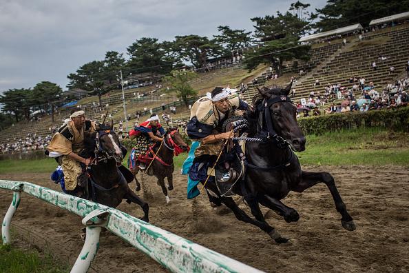 お祭り「The Samurai Of Fukushima」:写真・画像(15)[壁紙.com]