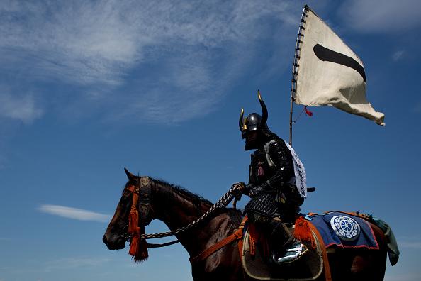 戦国武将「The Samurai Of Fukushima」:写真・画像(1)[壁紙.com]