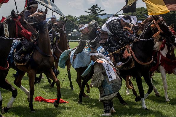 お祭り「The Samurai Of Fukushima」:写真・画像(17)[壁紙.com]