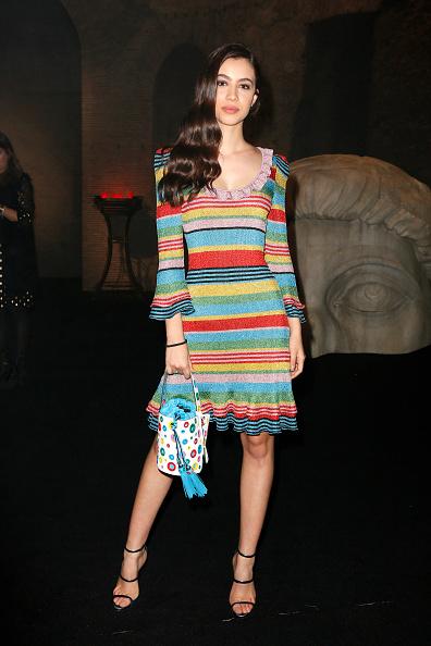 Multi Colored Purse「Moschino - Front Row - Menswear Collection Autumn/Winter 2019/20」:写真・画像(17)[壁紙.com]