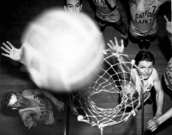 バスケットボール「Goal From Above」:写真・画像(4)[壁紙.com]