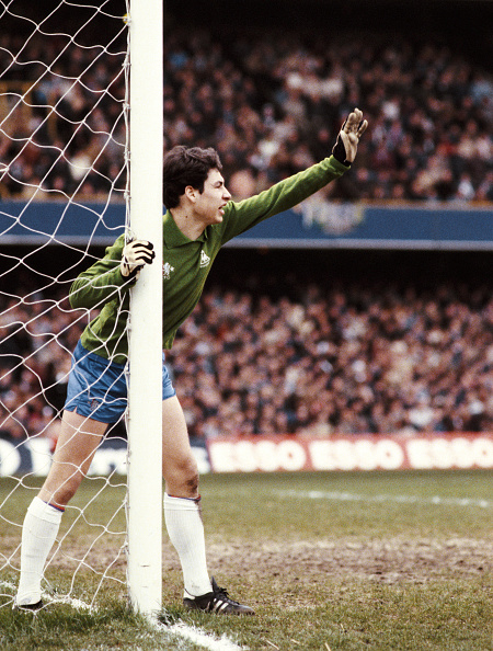 Club Soccer「Steve Francis Chelsea 1983」:写真・画像(2)[壁紙.com]