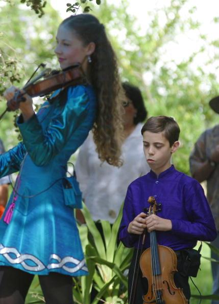 Celtic Music「Fiddlers Convention Held In California」:写真・画像(15)[壁紙.com]