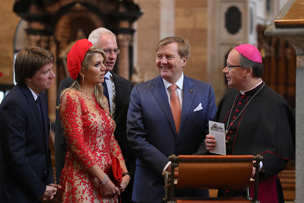 Trier「King Willem-Alexander and Queen Maxima of The Netherlands Visit Germany」:写真・画像(16)[壁紙.com]