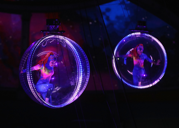 Bruce Bennett「Ringling Bros Barnum and Bailey Circus Holds Final Show」:写真・画像(9)[壁紙.com]