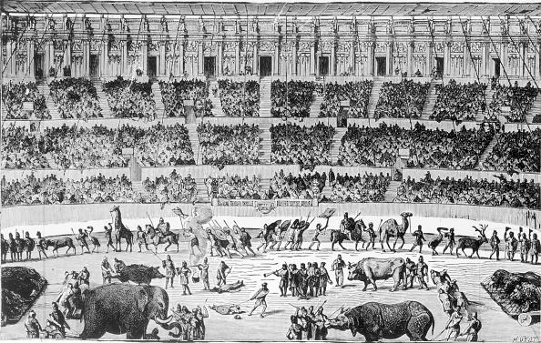 Roman「A Roman Circus」:写真・画像(18)[壁紙.com]
