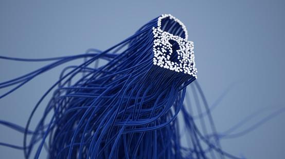 Fiber「Lock and wire」:スマホ壁紙(6)
