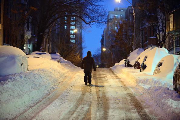 2016 Winter Storm Jonas「Huge Snow Storm Slams Into Mid-Atlantic States」:写真・画像(8)[壁紙.com]