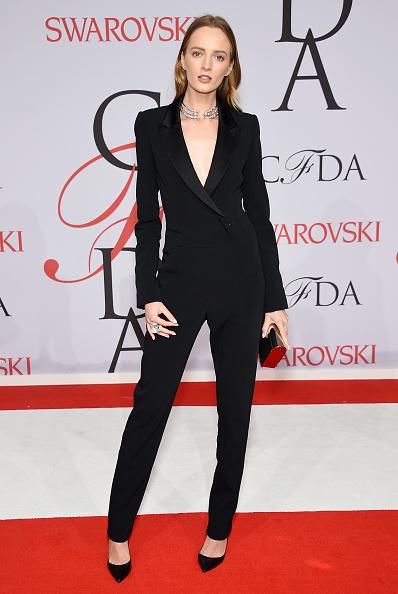 Daria Strokous「2015 CFDA Fashion Awards - Inside Arrivals」:写真・画像(9)[壁紙.com]