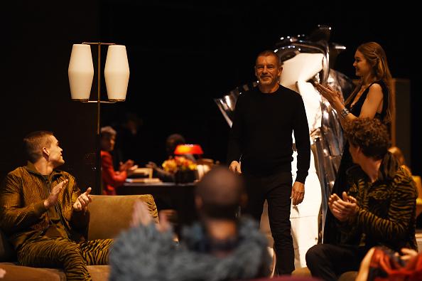 ボッテガ・ヴェネタ「Bottega Veneta Fall Winter 2018 Fashion Show in NY」:写真・画像(12)[壁紙.com]