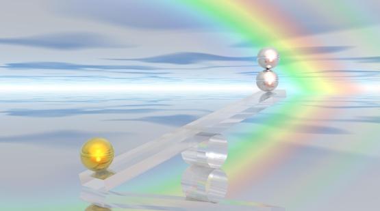 Battle「Imbalance under rainbow」:スマホ壁紙(12)