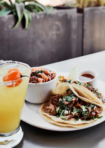 Taco「Carnitas Tacos with Margarita Cocktail」:スマホ壁紙(16)