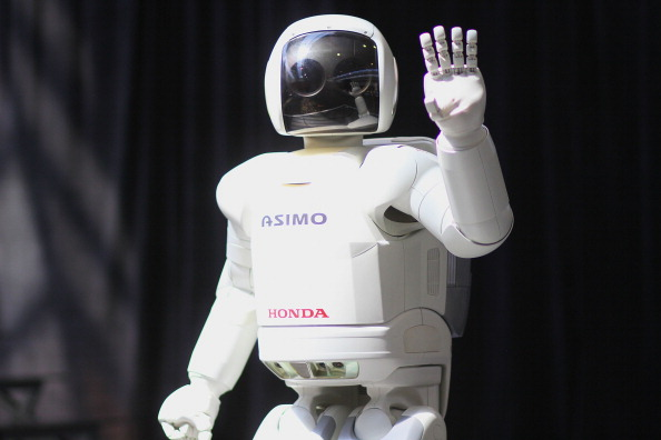 Missouri「Honda's Humanoid Robot ASIMO Makes First Appearance At FIRST Championship」:写真・画像(5)[壁紙.com]