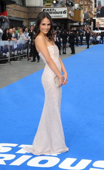 Embellished Dress「World Premiere Of Fast & Furious 6」:写真・画像(8)[壁紙.com]