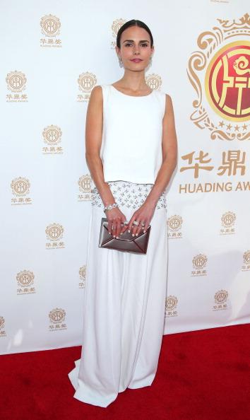Sleeveless Top「2014 Huading Film Awards - Arrivals」:写真・画像(7)[壁紙.com]