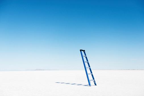 Success「Ladder of success」:スマホ壁紙(3)