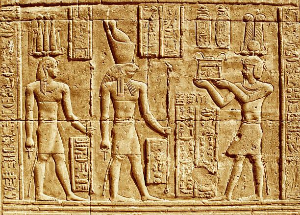Ancient Hieroglyphics:スマホ壁紙(壁紙.com)