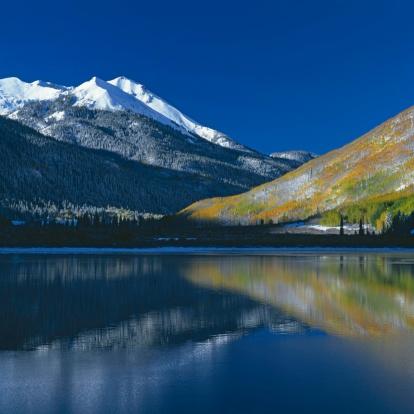 Eco Tourism「Crystal Lake, Colorado」:スマホ壁紙(9)