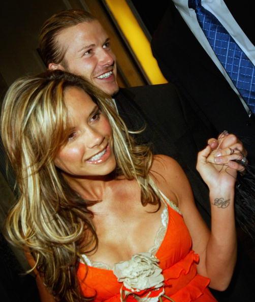 Seasoning「The Beckhams Leave Claridges Hotel」:写真・画像(7)[壁紙.com]