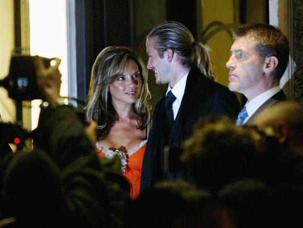 Spice「The Beckhams Leave Claridges Hotel」:写真・画像(10)[壁紙.com]