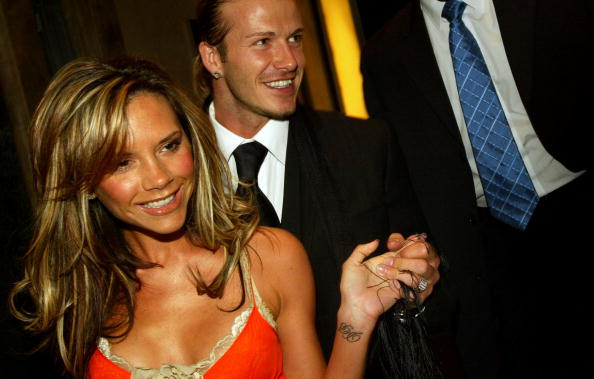 Spice「The Beckhams Leave Claridges Hotel」:写真・画像(16)[壁紙.com]