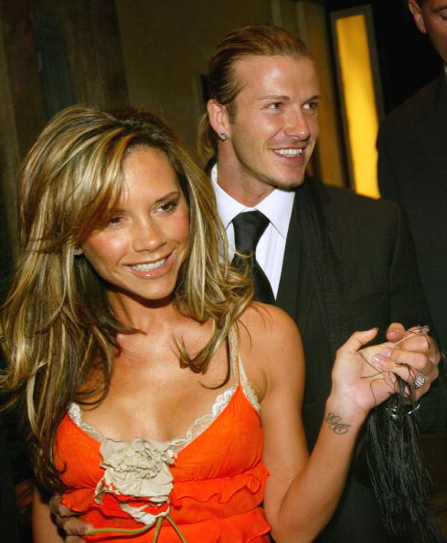 Spice「The Beckhams Leave Claridges Hotel」:写真・画像(17)[壁紙.com]