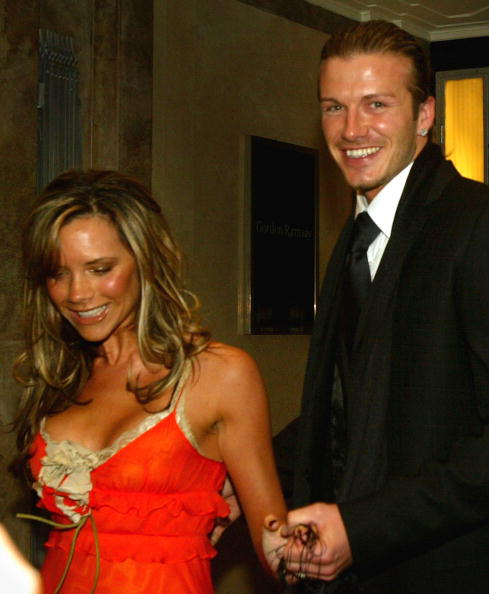 Seasoning「The Beckhams Leave Claridges Hotel」:写真・画像(16)[壁紙.com]